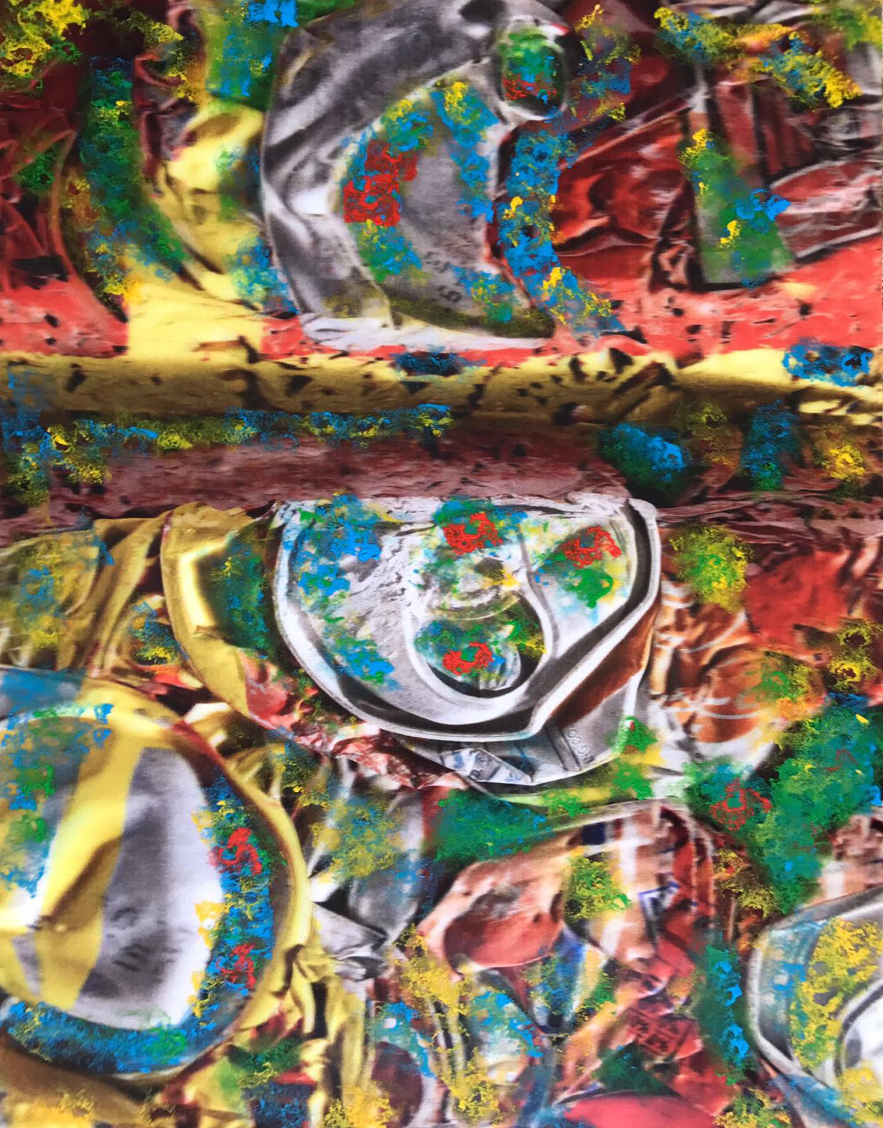 JULIO TESTONI (Nac. 1948) Foto pintura 3D sobre papel lenticular; 90 x 60 cm. Firmado abajo a la derecha con iniciales.  POR CONSULTAS DE PRECIOS, CONTACTE LA GALERIA. FOR PRICE´S ENQUIRIES, PLEASE CONTACT THE GALLERY.